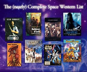 SpaceWesterns.com: The (nearly) Complete Space Western List